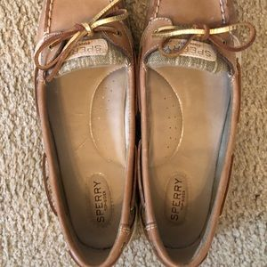 Womens Sperry loafers size 10 angelfish